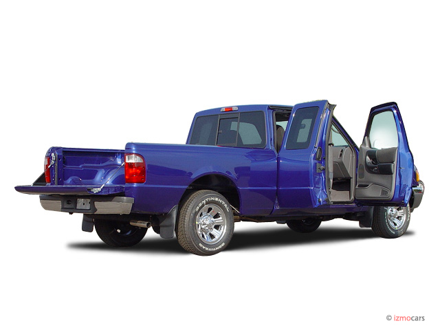 Fix Broken Rear Suicide Door On Ford Ranger 1997 2004