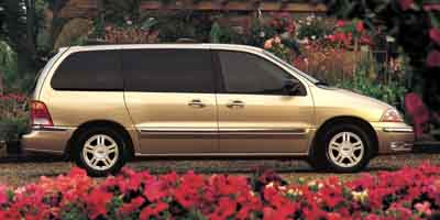2003 Ford Windstar Wagon SE #8343278