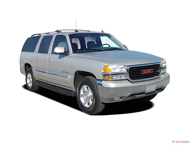 Gmc Yukon 2500 Xl. 2006 GMC Yukon XL 4-door 1500