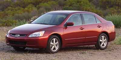 2003 Honda Accord Sedan Page 1 Review The Car Connection