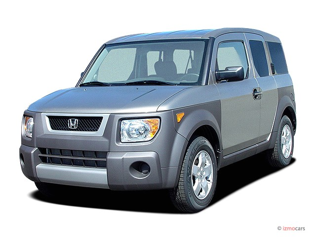 2004 honda element pictures photos gallery the car connection