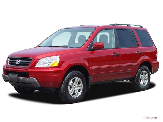 2003 honda pilot pictures photos gallery motorauthority