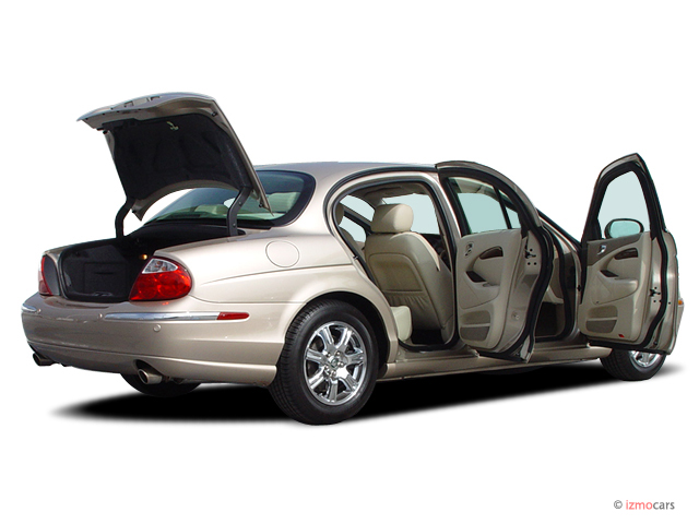 2003 Jaguar S-TYPE Reviews and Ratings - The Car Connection