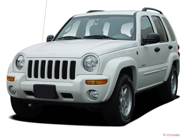 2004 jeep liberty 4 door limited 4wd angular front exterior view. Cars Review. Best American Auto & Cars Review
