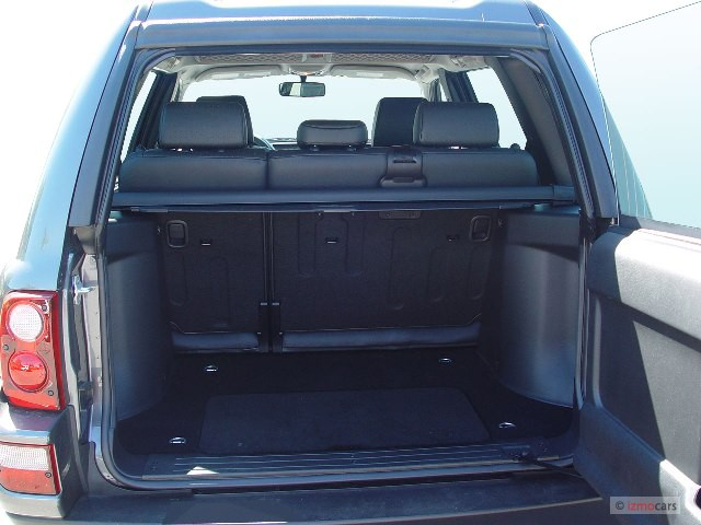 2004 land rover freelander 4 door wagon hse trunk. Black Bedroom Furniture Sets. Home Design Ideas