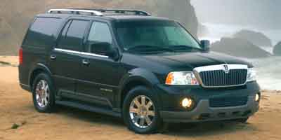 2003 Lincoln Navigator Page 1 Review - The Car Connection