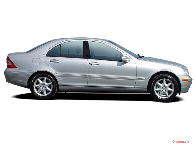 2003 mercedes benz c class pictures photos gallery motorauthority. Black Bedroom Furniture Sets. Home Design Ideas