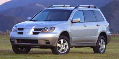 2003 Mitsubishi Outlander Page 1 Review - The Car Connection
