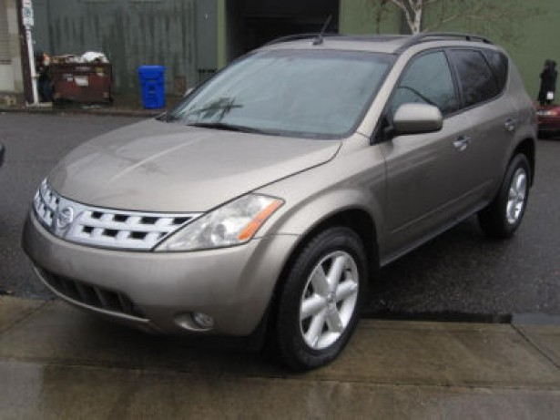 2003 Nissan Murano used car