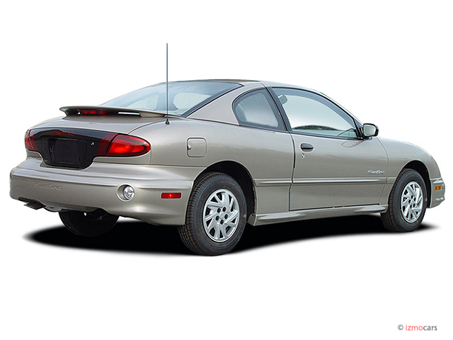 2003 Pontiac Sunfire Pictures Photos Gallery The Car
