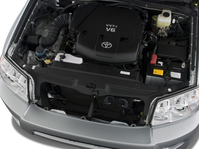 2008 Toyota 4Runner RWD 4-door V6 SR5 (Natl) Engine #8951164