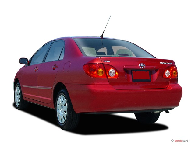 2003 toyota corolla reviews ratings prices consumer. Black Bedroom Furniture Sets. Home Design Ideas