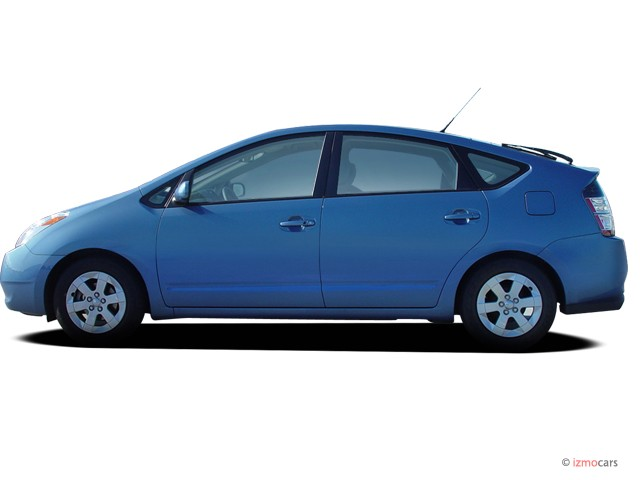 2004 Toyota Prius accelerator pedal after being shortened as part of sudden-acceleration recall #9736692