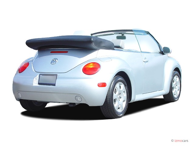 image 2003 volkswagen new beetle convertible 2 door. Black Bedroom Furniture Sets. Home Design Ideas