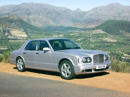 2003 bentley arnage pictures photos gallery the car. Black Bedroom Furniture Sets. Home Design Ideas