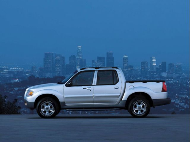 2003 ford explorer sport trac pictures photos gallery motorauthority. Black Bedroom Furniture Sets. Home Design Ideas