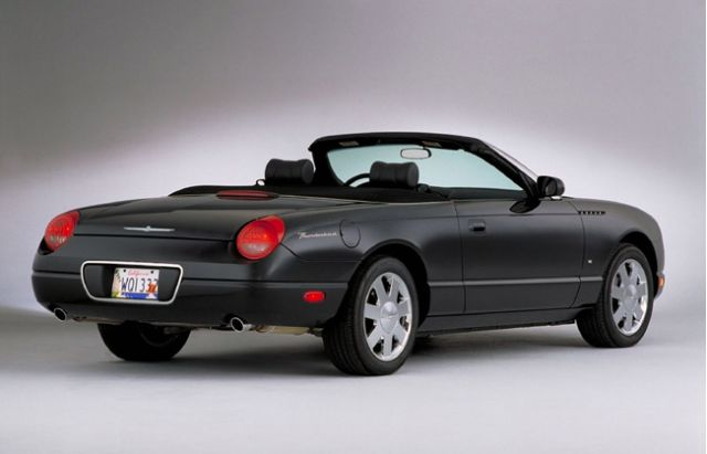 2003 Ford Thunderbird #7502447