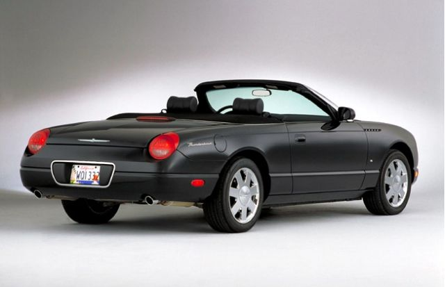2003 Ford Thunderbird #8204428