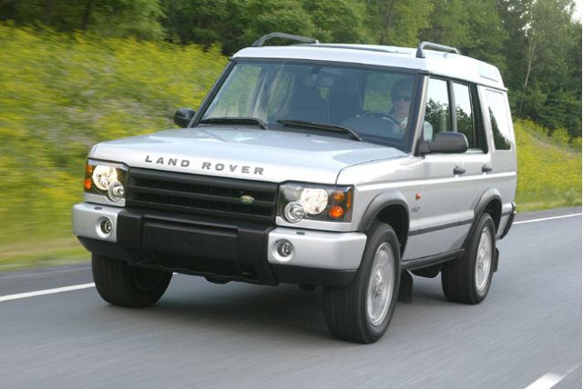 New And Used Land Rover Discovery For Sale The Car