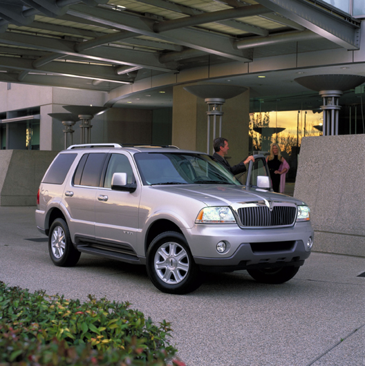 2003 Lincoln Aviator Pictures/Photos Gallery