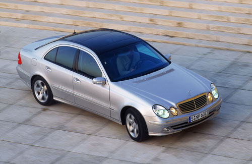 2003 mercedes benz e class pictures photos gallery motorauthority. Black Bedroom Furniture Sets. Home Design Ideas