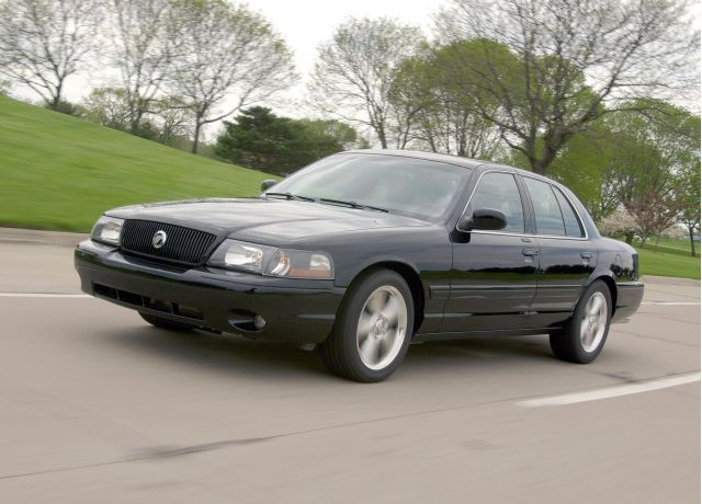 New And Used Mercury Marauder For Sale The Car Connection