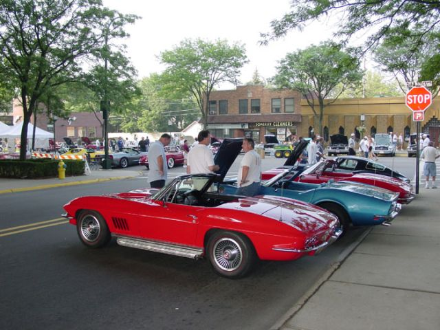 2003 Woodward Dream Cruise #7707185