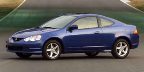 2004 Acura  on 2004 Acura Rsx Type S