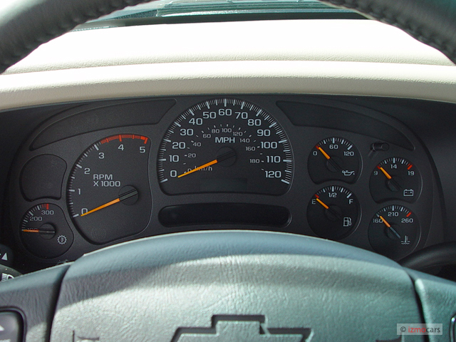 2004 Chevy Silverado Problems With Instrument Cluster Html