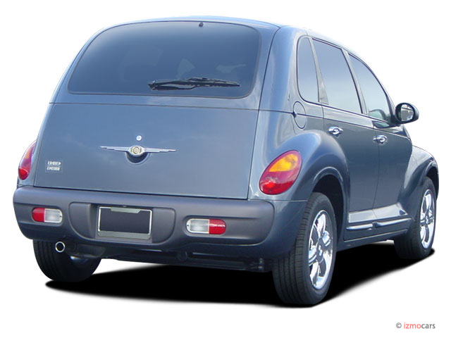2004 Chrysler Pt Cruiser Page 1 Review The Car Connection