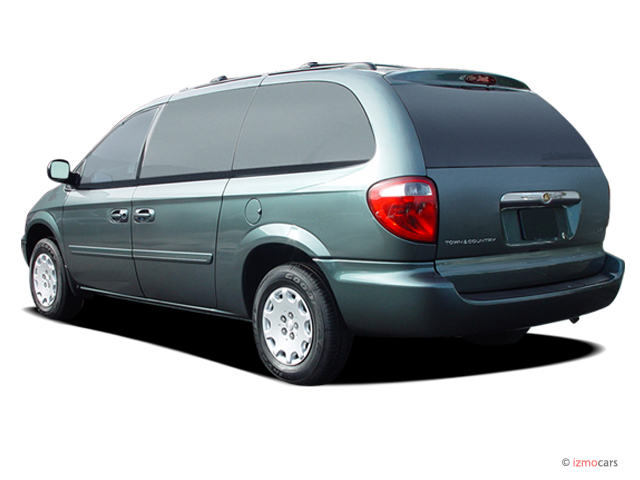 2004 Chrysler Town Amp Country Pictures Photos Gallery The