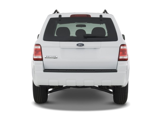 rear exterior view 2008 ford escape fwd 4 door i4 auto xlt ford escape. Cars Review. Best American Auto & Cars Review