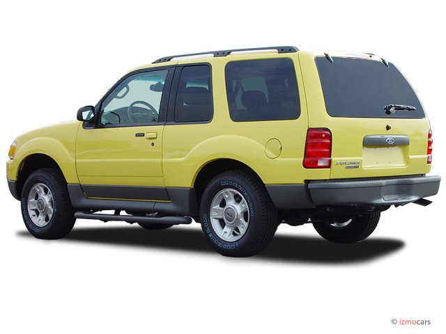 2004 ford explorer sport trac 4 door 126 wb xlt premium angular rear. Cars Review. Best American Auto & Cars Review