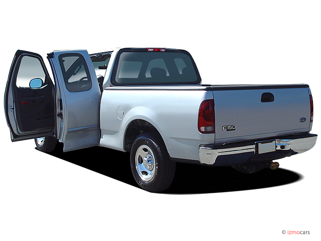 2004 ford f 150 heritage pictures photos gallery green car reports. Black Bedroom Furniture Sets. Home Design Ideas