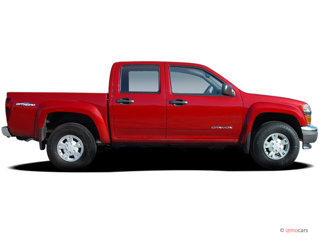 image 2004 gmc canyon crew cab 126 0 wb 1se sle z71 side exterior view size 640 x 480 type. Black Bedroom Furniture Sets. Home Design Ideas