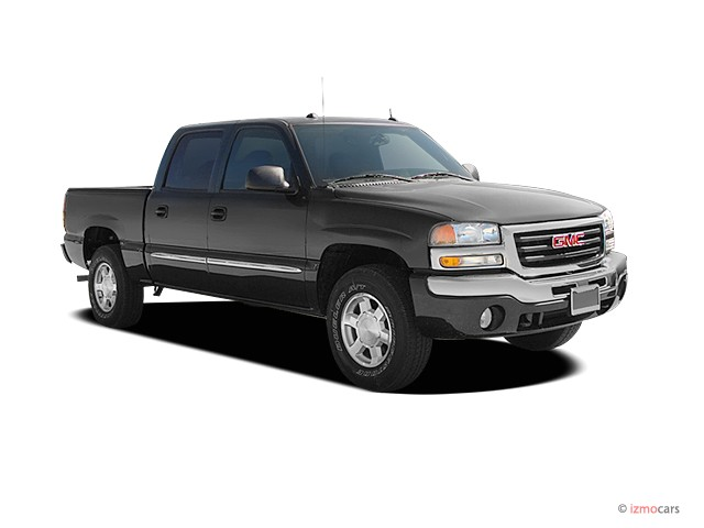 2004 gmc sierra 1500 crew cab pictures photos gallery. Black Bedroom Furniture Sets. Home Design Ideas