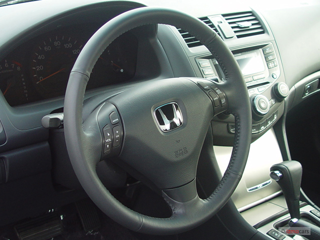 2004 Honda Accord Coupe Pictures Photos Gallery