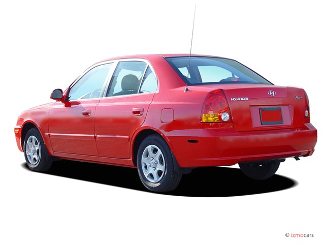 2004 Hyundai Accent Pictures Photos Gallery Motorauthority