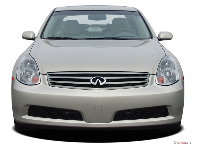 2005 infiniti g35 sedan pictures photos gallery. Black Bedroom Furniture Sets. Home Design Ideas