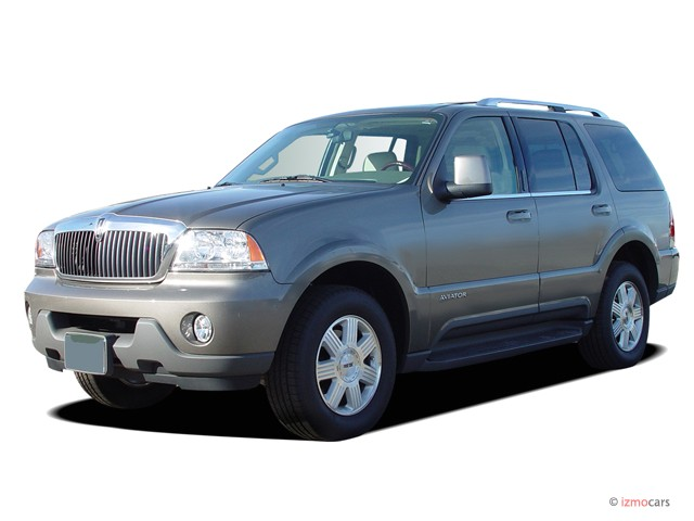 2004 Lincoln Aviator Pictures Photos Gallery Motorauthority