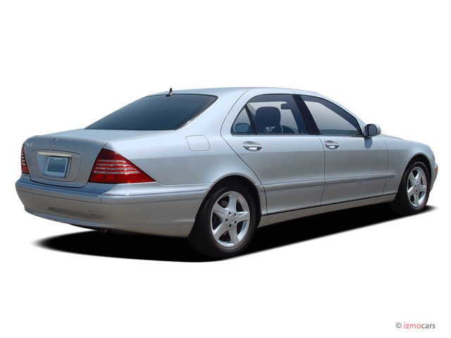 Image 2004 mercedes benz s class 4 door sedan 4 3l for 2006 mercedes benz r350 recalls