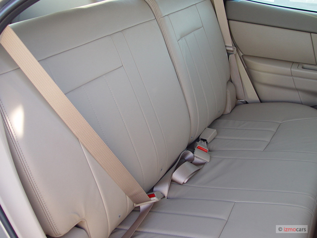 2005 Mercury Sable Pictures Photos Gallery Green Car Reports