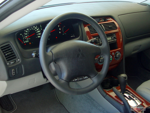 Mitsubishi Diamante Door Sedan Ls L Sportronic Steering Wheel M on Lincoln Ls Review 2004