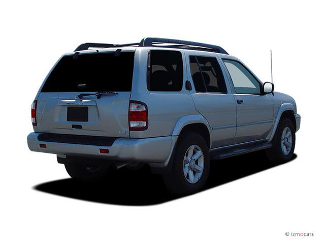 2004 Nissan Pathfinder Pictures Photos Gallery