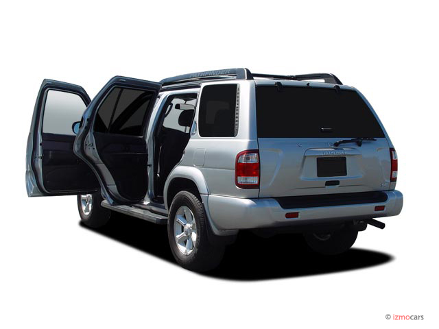 2004 nissan pathfinder pictures photos gallery motorauthority. Black Bedroom Furniture Sets. Home Design Ideas