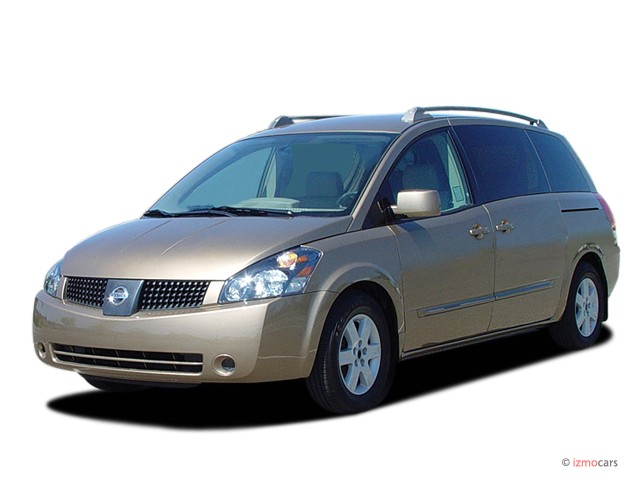 2004 Nissan Quest. 2005 Nissan Quest - Photo