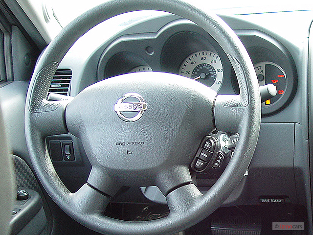 2004 nissan xterra 4 door xe 2wd v6 auto steering wheel. Black Bedroom Furniture Sets. Home Design Ideas