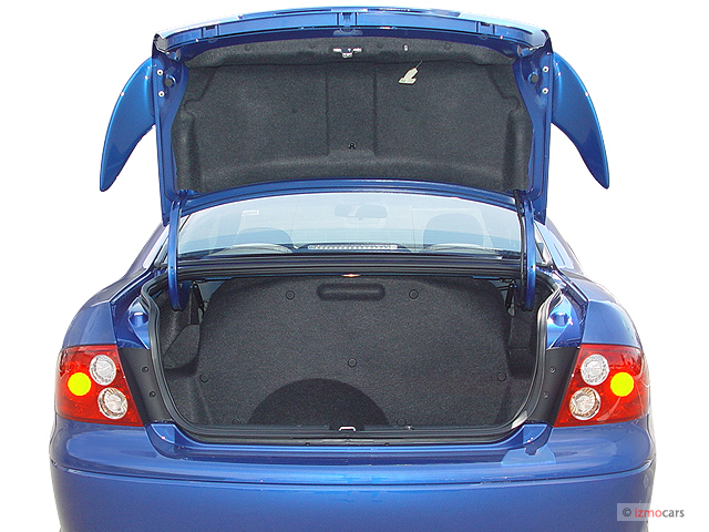 What Does Hov Lane Mean >> Image: 2004 Pontiac GTO 2-door Coupe Trunk, size: 640 x