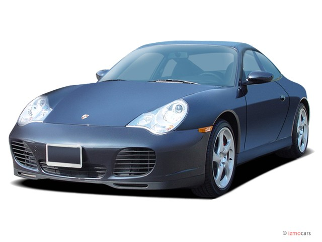 2004 Porsche 911 Carrera Turbo #7520431