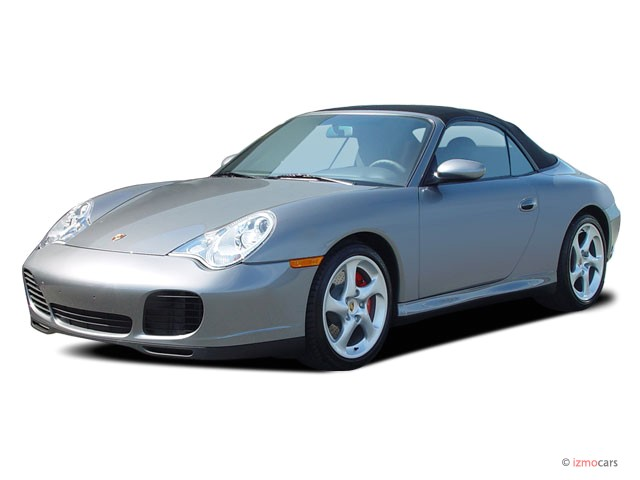 2004 Porsche 911 Carrera Turbo #8933576